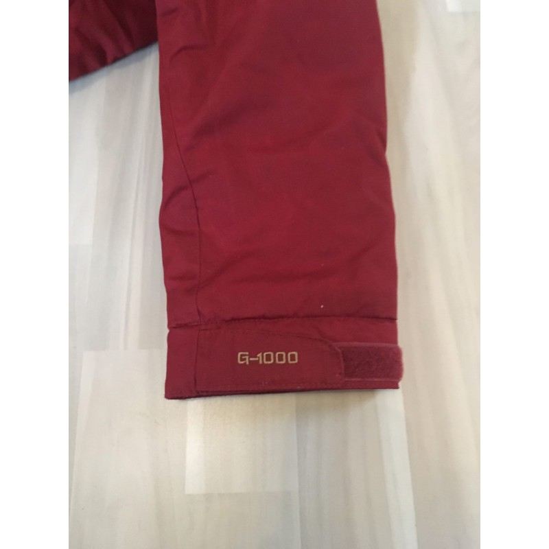 Tuotetta Fjällräven - Skogsö Padded Jacket - Vapaa-ajan takki koskeva kuva 5 käyttäjältä Martin