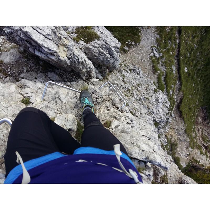 Tuotetta Fjällräven - Women's Abisko Trekking Tights - Trekkinghousut koskeva kuva 1 käyttäjältä Felicitas