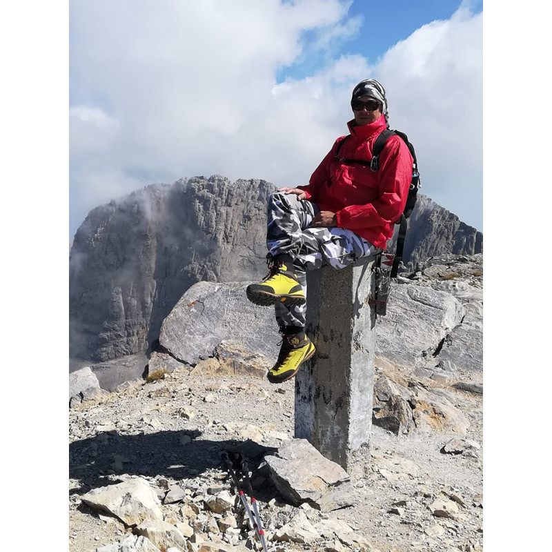Tuotetta Garmont - Ascent GTX - Vuoristokengät koskeva kuva 1 käyttäjältä polychronis
