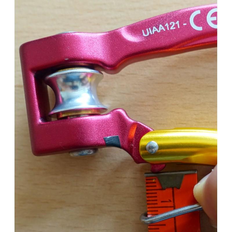 Tuotetta Grivel - Roller S - Köysirulla koskeva kuva 2 käyttäjältä Georg