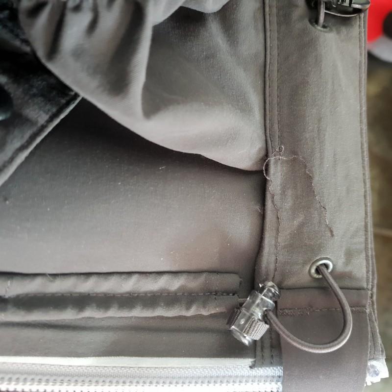 Tuotetta Haglöfs - Spitz Pant - Sadehousut koskeva kuva 1 käyttäjältä Pierre-Marie