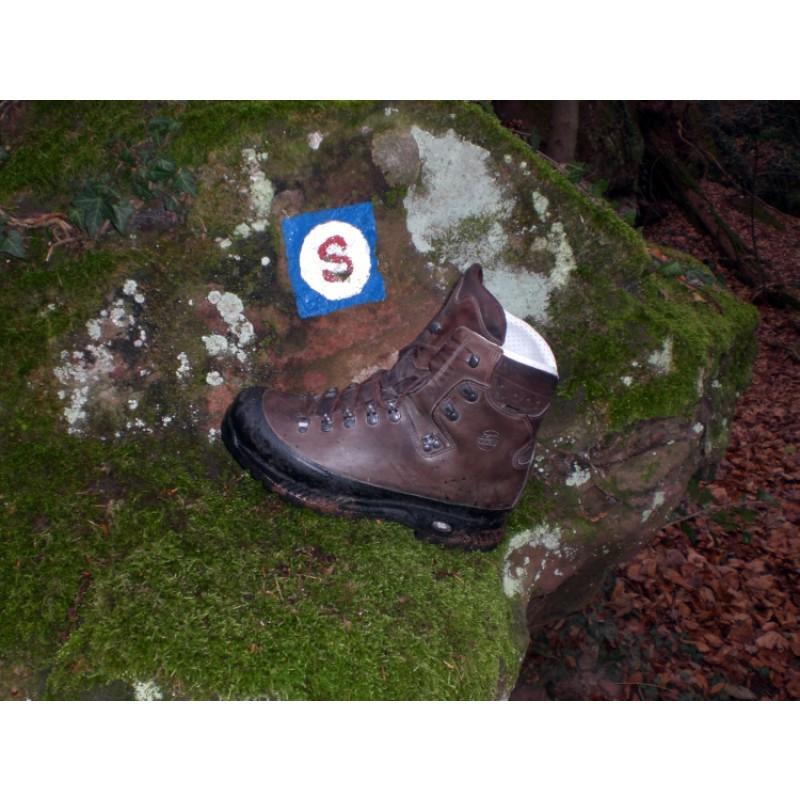 Tuotetta Hanwag - Alaska GTX - Trekking-kengät koskeva kuva 1 käyttäjältä Andreas