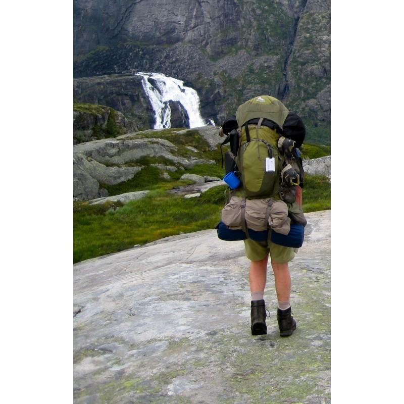 Tuotetta Hanwag - Alaska GTX - Trekking-kengät koskeva kuva 1 käyttäjältä Jonathan