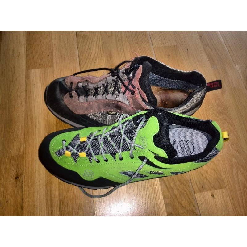 Tuotetta Hanwag - Approach II GTX - Approach-kengät koskeva kuva 1 käyttäjältä Joachim