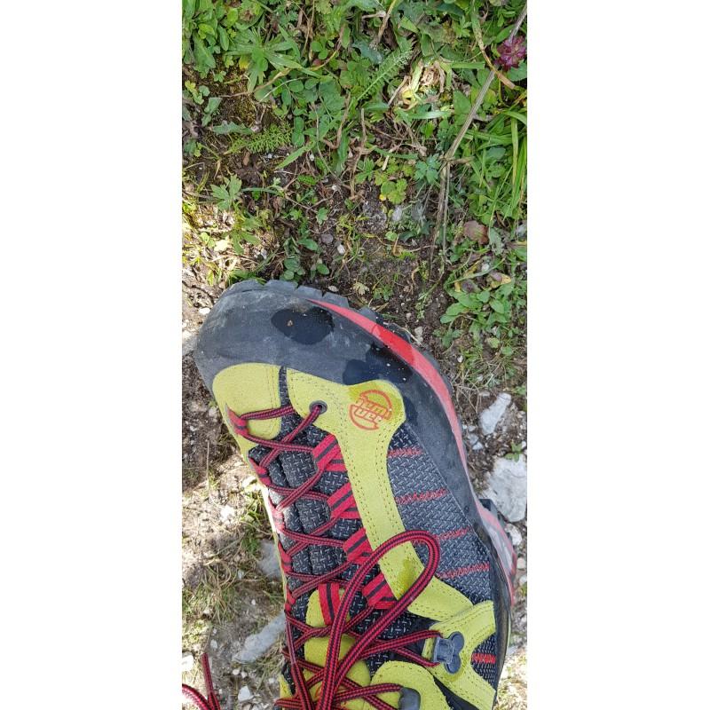 Tuotetta Hanwag - Makra Combi Lady GTX - Vuoristokengät koskeva kuva 1 käyttäjältä Sabrina