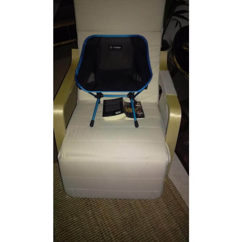 Tuotetta Helinox - Chair One Mini - Retkituoli koskeva kuva 1 käyttäjältä Dominik