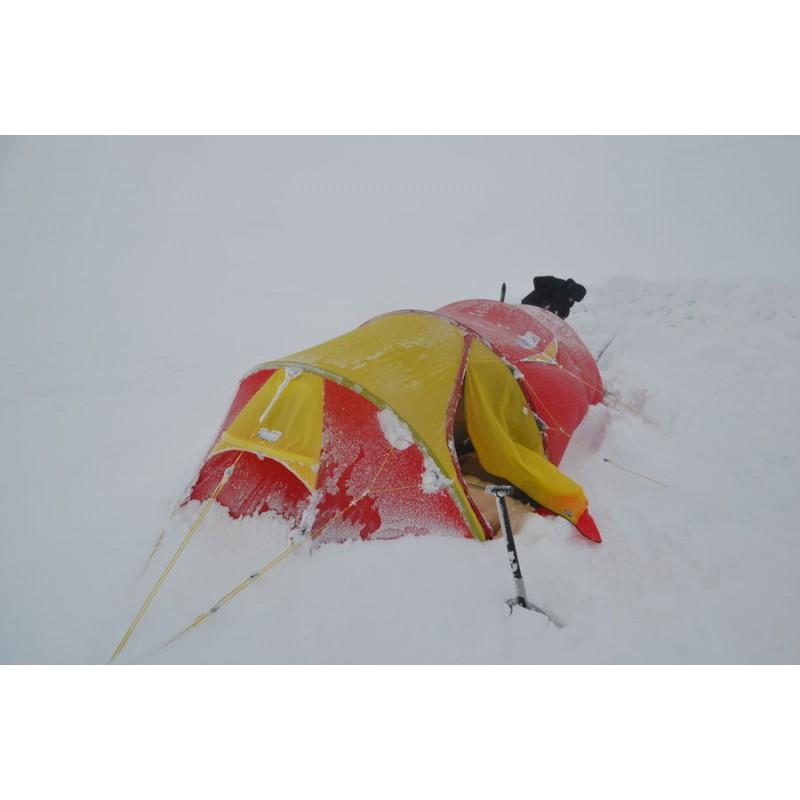 Tuotetta Helsport - Svea 3 Camp - 3 hlön teltta koskeva kuva 1 käyttäjältä Simon