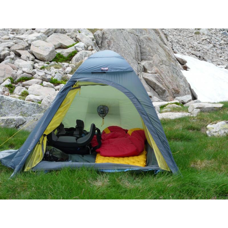 Tuotetta Helsport - Trolltind Superlight 2 - 2 hlön teltta koskeva kuva 1 käyttäjältä Claude