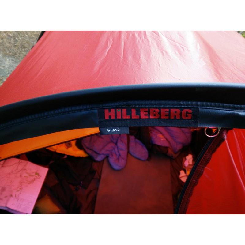 Tuotetta Hilleberg - Anjan 2 - 2 henkilön teltta koskeva kuva 2 käyttäjältä Carsten