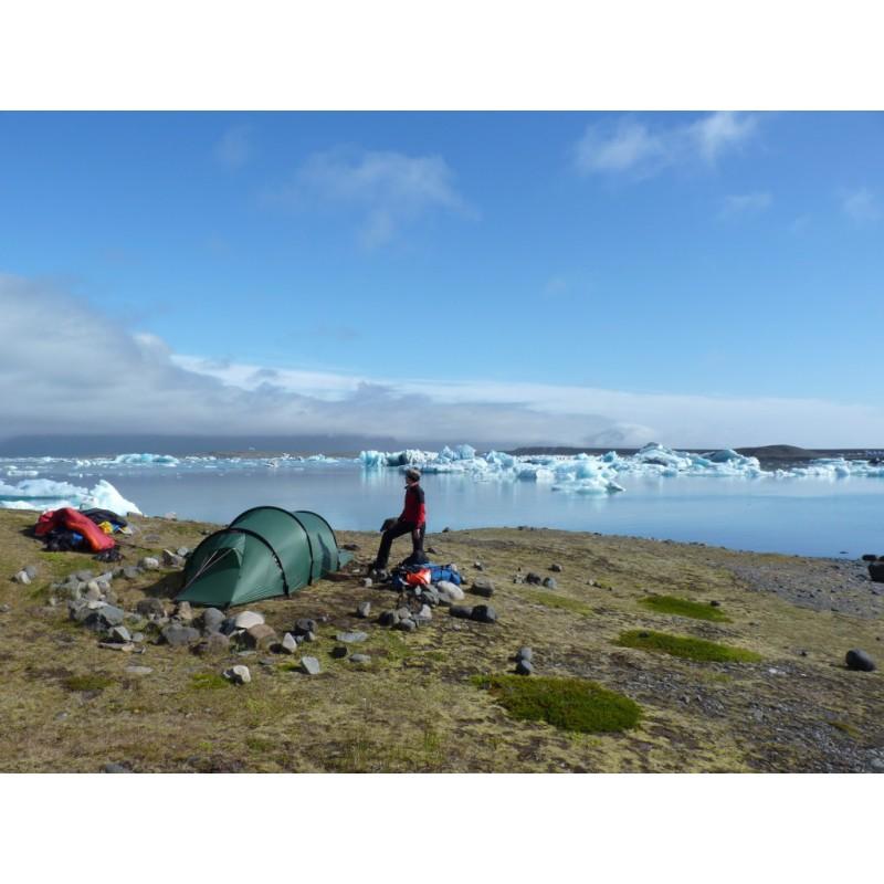 Tuotetta Hilleberg - Nallo 2 GT - 2 hlön teltta koskeva kuva 1 käyttäjältä Oliver