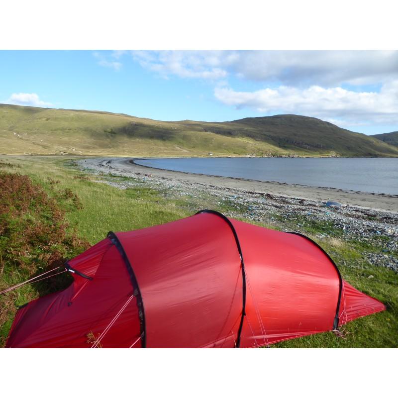 Tuotetta Hilleberg - Nallo 3 GT - 3 hlön teltta koskeva kuva 2 käyttäjältä Andreas