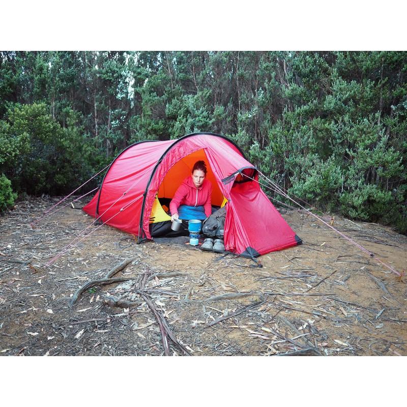 Tuotetta Hilleberg - Nammatj 3 - 3 hlön teltta koskeva kuva 1 käyttäjältä Kathrin