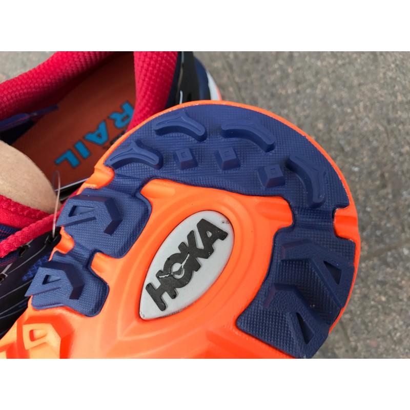 Tuotetta Hoka One One - Mafate Speed 2 - Polkujuoksukengät koskeva kuva 5 käyttäjältä Eric