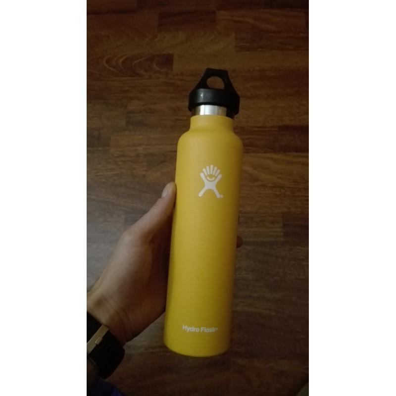 Tuotetta Hydro Flask - Standard Mouth Hydro Flask - Eristetty pullo koskeva kuva 1 käyttäjältä Riccardo