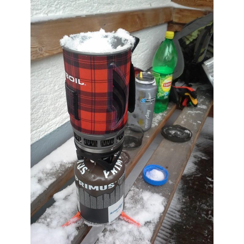 Tuotetta Jetboil - Flash PCS (Personal Cooking System) - Kaasukeittimet koskeva kuva 1 käyttäjältä Tomas