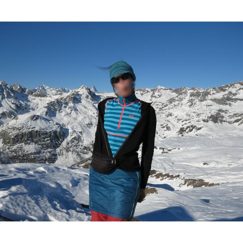 Tuotetta Kari Traa - Women's Ulla H/Z - Merinovilla-alusvaatteet koskeva kuva 1 käyttäjältä Christl