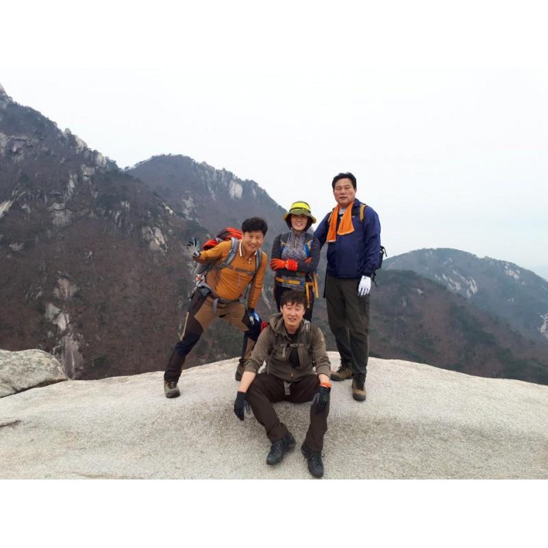 Tuotetta Klättermusen - Gere 2.0 Pants - Trekkinghousut koskeva kuva 3 käyttäjältä Young Chul