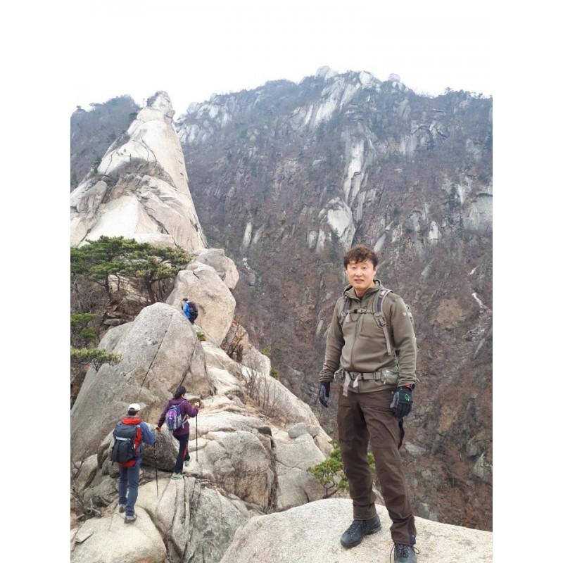 Tuotetta Klättermusen - Gere 2.0 Pants - Trekkinghousut koskeva kuva 1 käyttäjältä Young Chul