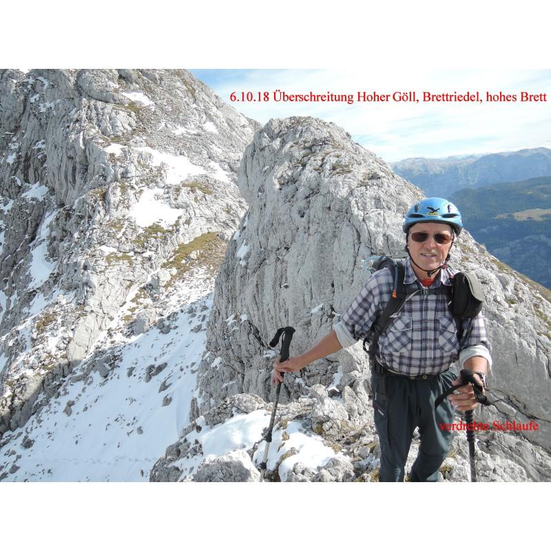 Tuotetta Komperdell - Explorer PL 2.1 Special Edition - Vaellussauvat koskeva kuva 1 käyttäjältä Harald