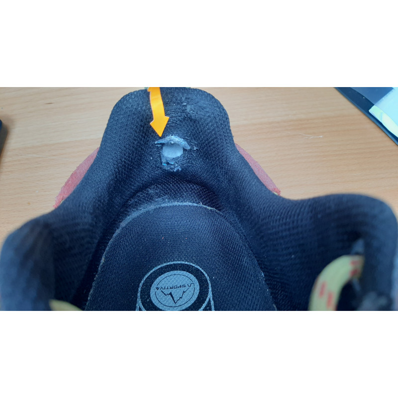 Tuotetta La Sportiva - Boulder X - Approach-kengät koskeva kuva 1 käyttäjältä York