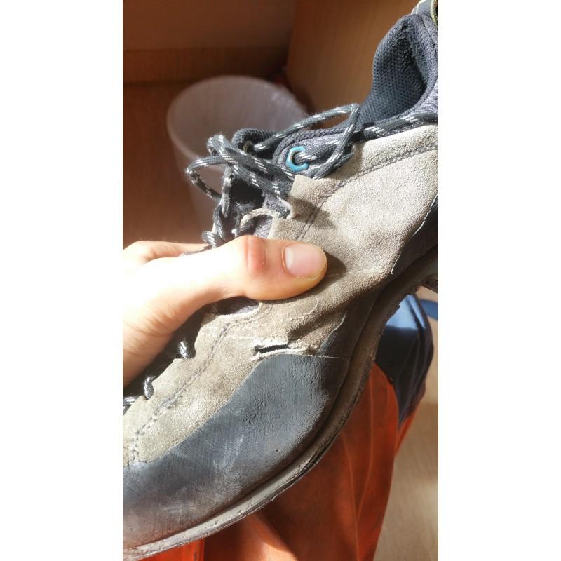 Tuotetta La Sportiva - Boulder X - Approach-kengät koskeva kuva 1 käyttäjältä Steven