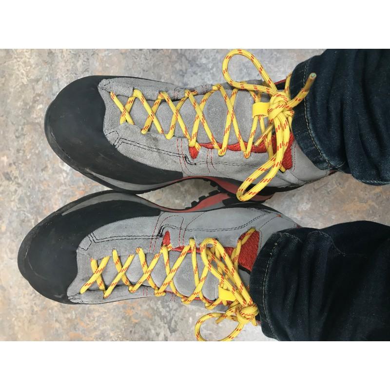 Tuotetta La Sportiva - Boulder X Mid GTX - Approach-kengät koskeva kuva 1 käyttäjältä Yvon