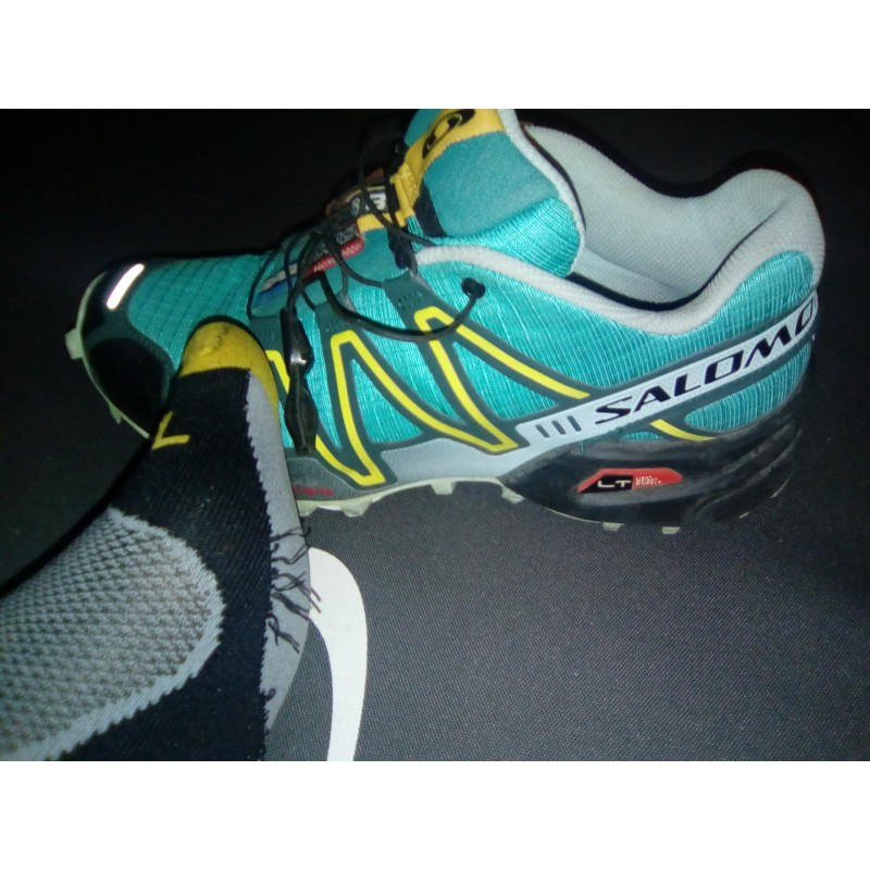 Tuotetta La Sportiva - Climbing Socks - Sukat koskeva kuva 1 käyttäjältä Michael