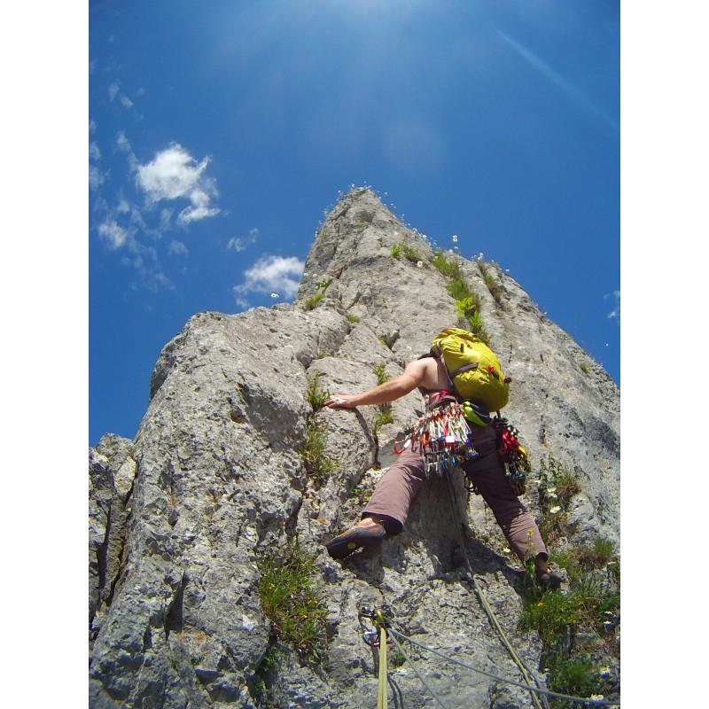 Tuotetta La Sportiva - Jeckyl - Kiipeilykengät koskeva kuva 1 käyttäjältä David