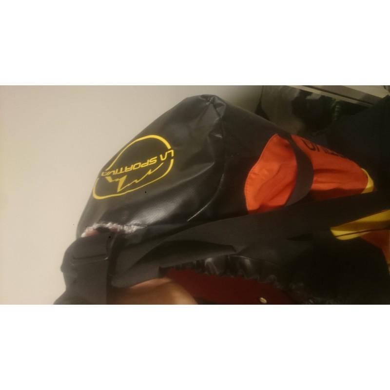 Tuotetta La Sportiva - Laspo Rope Bag - Kiipeilylaukku koskeva kuva 1 käyttäjältä Trung