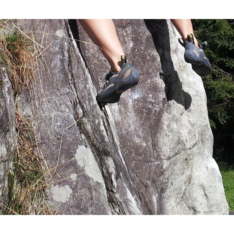 Tuotetta La Sportiva - Miura VS Woman - Kiipeilykengät koskeva kuva 1 käyttäjältä Nina