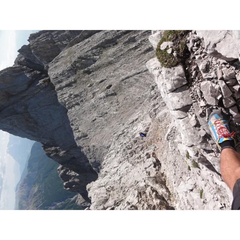 Tuotetta La Sportiva - Scratch - Approach-kenkä koskeva kuva 1 käyttäjältä Andreas