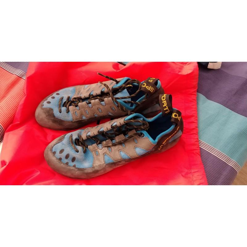 Tuotetta La Sportiva - Tarantulace - Kiipeilykengät koskeva kuva 1 käyttäjältä Hervé