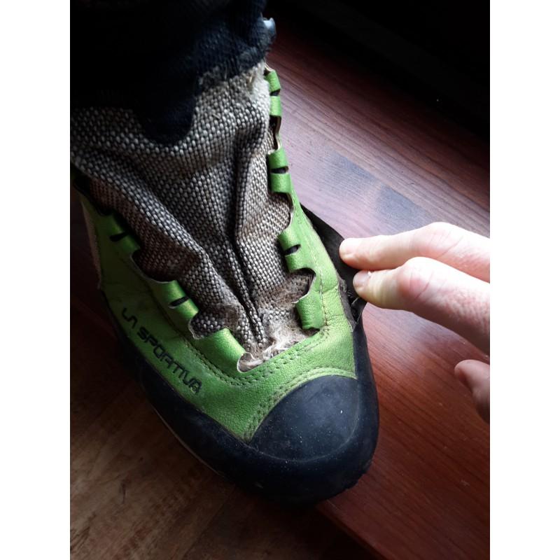 Tuotetta La Sportiva - Trango S Evo GTX - Vuoristosaapas koskeva kuva 1 käyttäjältä Rik