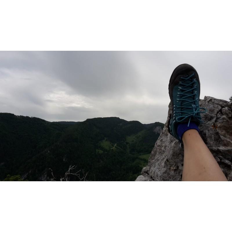 Tuotetta La Sportiva - Women's Hyper GTX - Approach-kengät koskeva kuva 1 käyttäjältä Maria