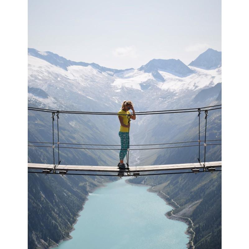 Tuotetta La Sportiva - Women's Solo Leggings - Kiipeilyhousut koskeva kuva 1 käyttäjältä Aleksandra