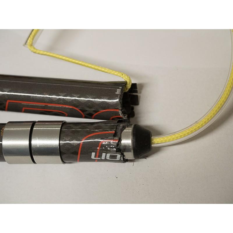 Tuotetta Leki - Micro Stick Carbon - Trekkaussauvat koskeva kuva 1 käyttäjältä Wolfgang