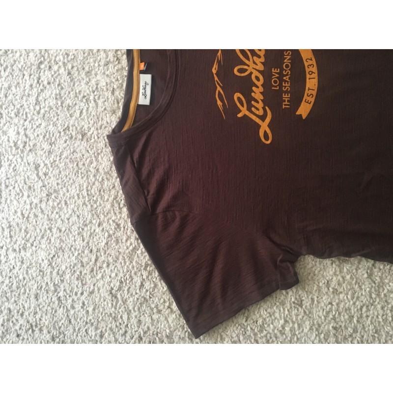 Tuotetta Lundhags - Merino Light Established Tee - T-paidat koskeva kuva 2 käyttäjältä Holger
