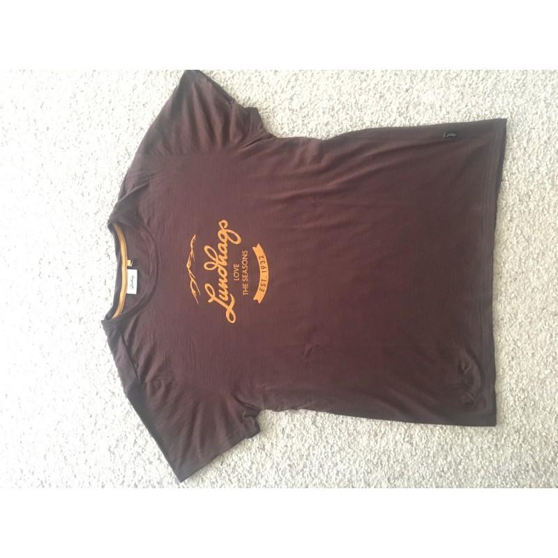 Tuotetta Lundhags - Merino Light Established Tee - T-paidat koskeva kuva 1 käyttäjältä Holger