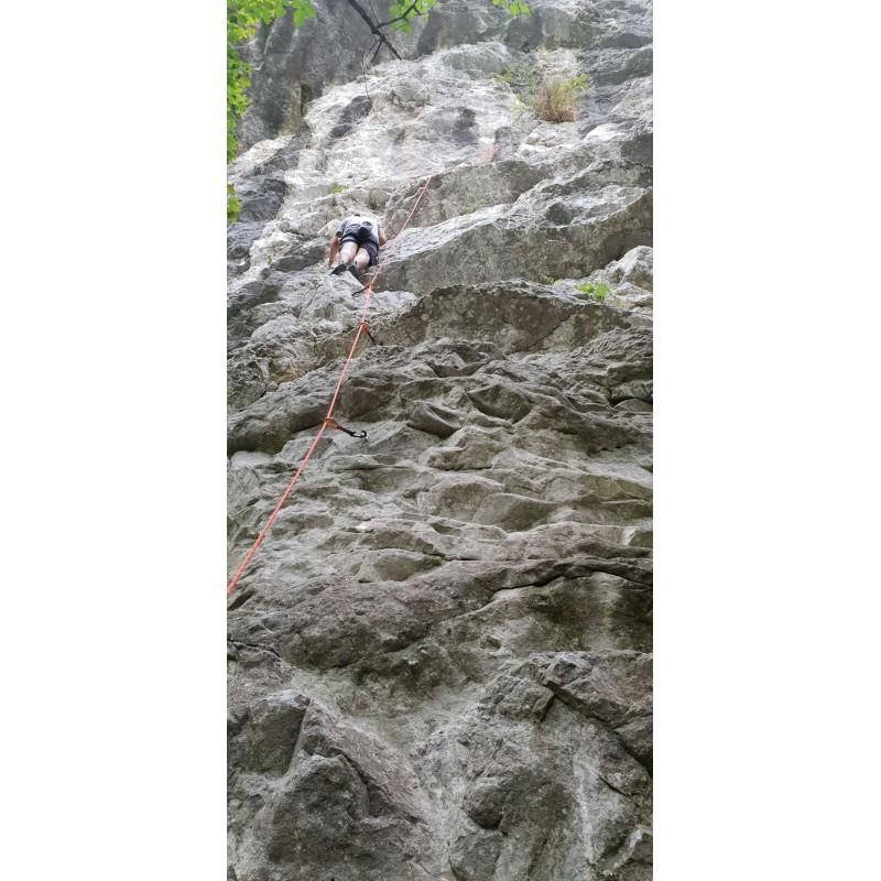 Tuotetta Mammut - 10.2 Gravity Protect - Yksinkertainen köysi koskeva kuva 1 käyttäjältä Filip