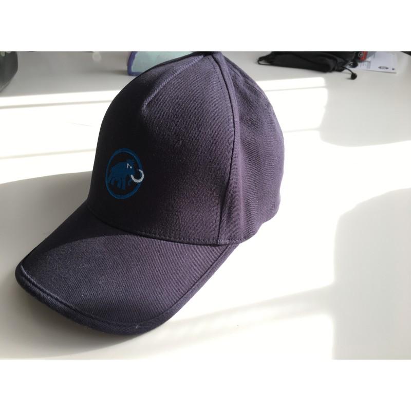 Tuotetta Mammut - Baseball Cap Mammut - Lippalakki koskeva kuva 1 käyttäjältä Rüdiger