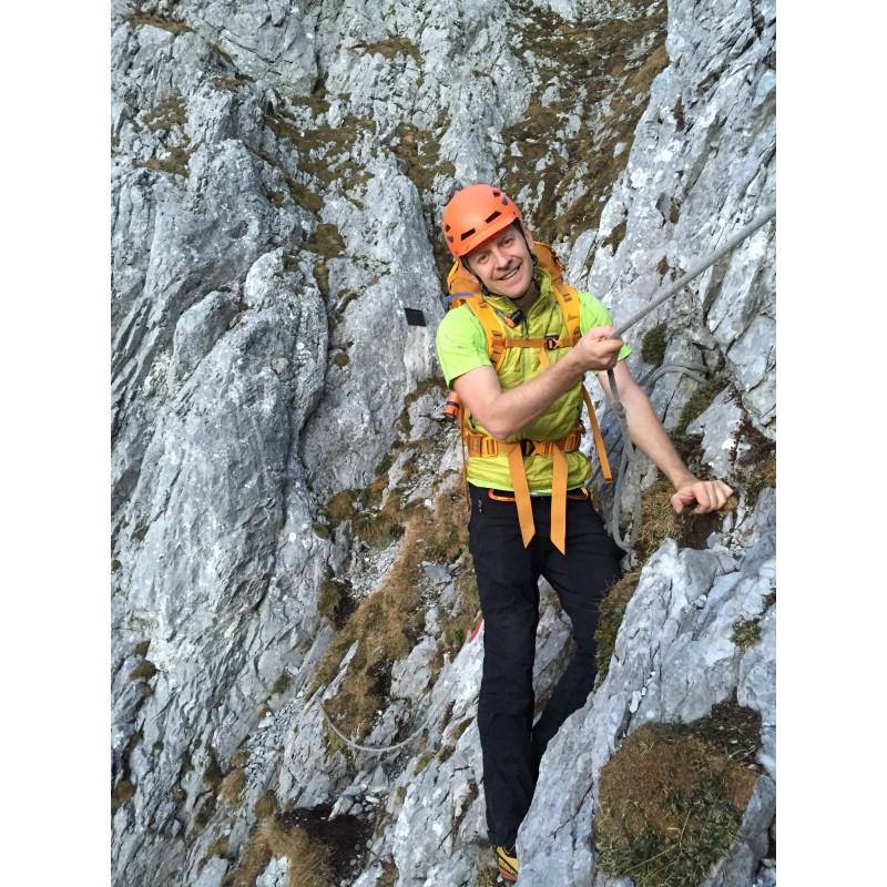 Tuotetta Mammut - El Cap - Hybridikypärä koskeva kuva 1 käyttäjältä Egon