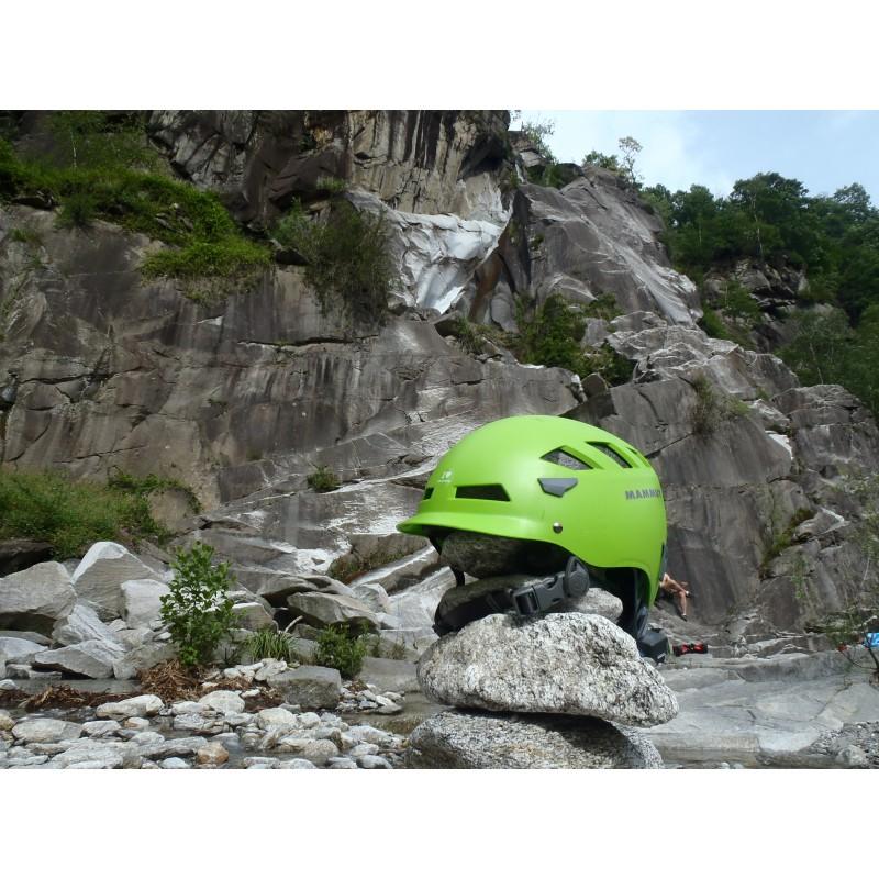 Tuotetta Mammut - El Cap - Hybridikypärä koskeva kuva 1 käyttäjältä Martijn