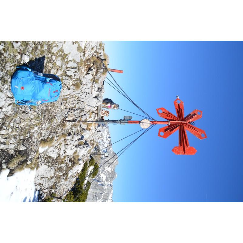 Tuotetta Mammut - Lithium Speed 15 - Päiväreppu koskeva kuva 1 käyttäjältä Elke