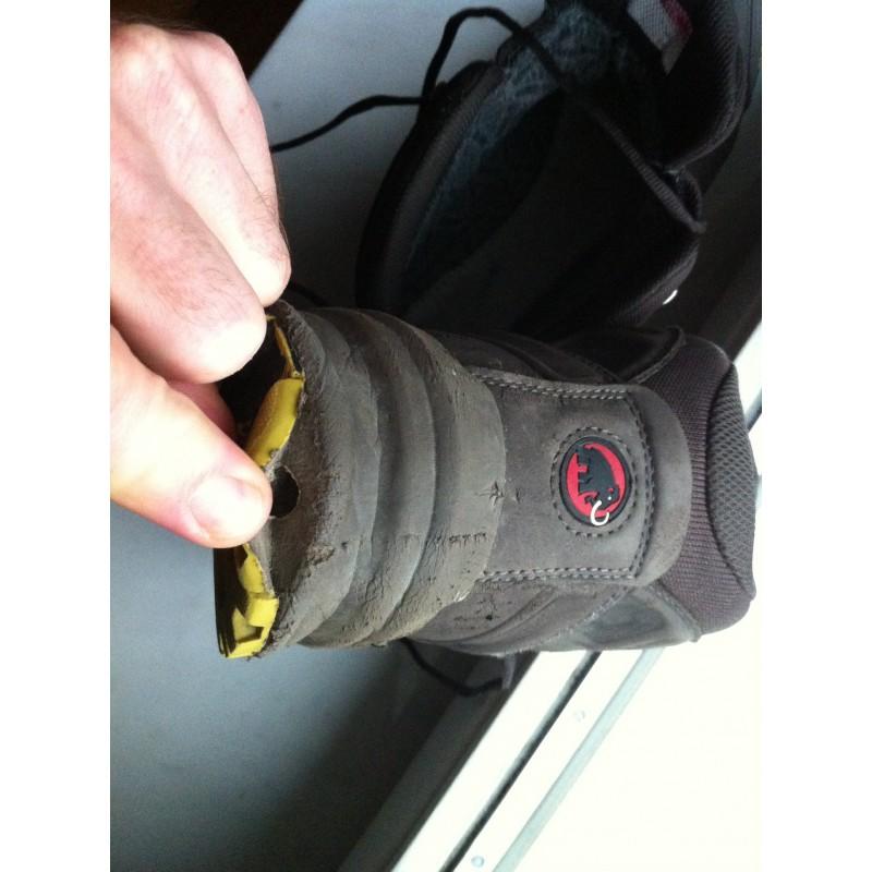 Tuotetta Mammut - Mercury GTX Men - Hiking-kengät koskeva kuva 1 käyttäjältä Andre