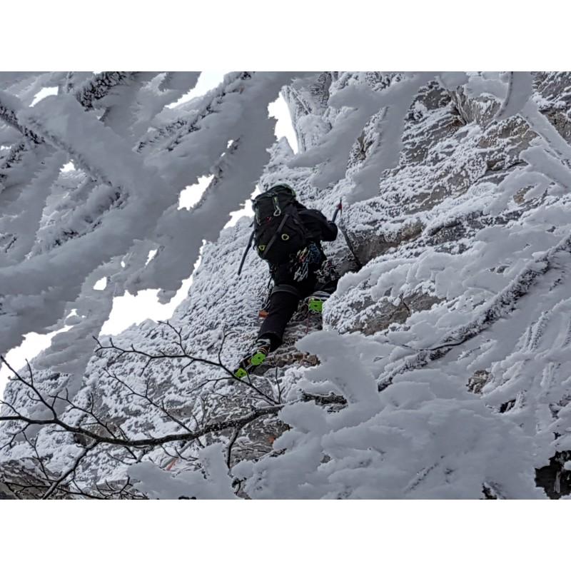 Tuotetta Mammut - Trion LMNT 45+7 - Vuorikiipeilyreppu koskeva kuva 1 käyttäjältä christos