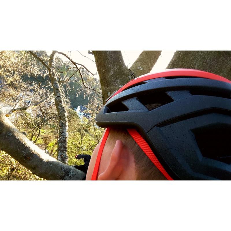 Tuotetta Mammut - Wall Rider - Kiipeilykypärä koskeva kuva 1 käyttäjältä Louis