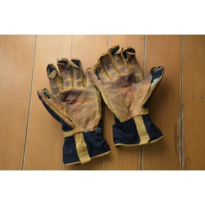Tuotetta Marmot - Exum Guide Undercuff Glove - Käsineet koskeva kuva 1 käyttäjältä peter