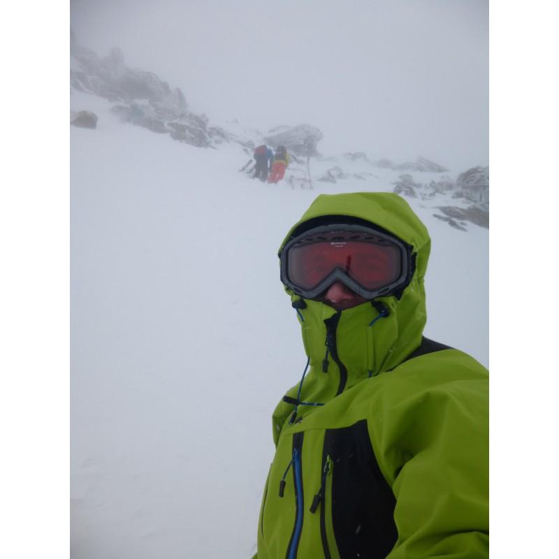 Tuotetta Millet - K Pro GTX Jacket - Hardshelltakki koskeva kuva 1 käyttäjältä Thomas
