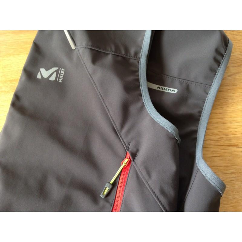 Tuotetta Millet - LTK Shield Vest - Softshell-liivi koskeva kuva 1 käyttäjältä Dirk