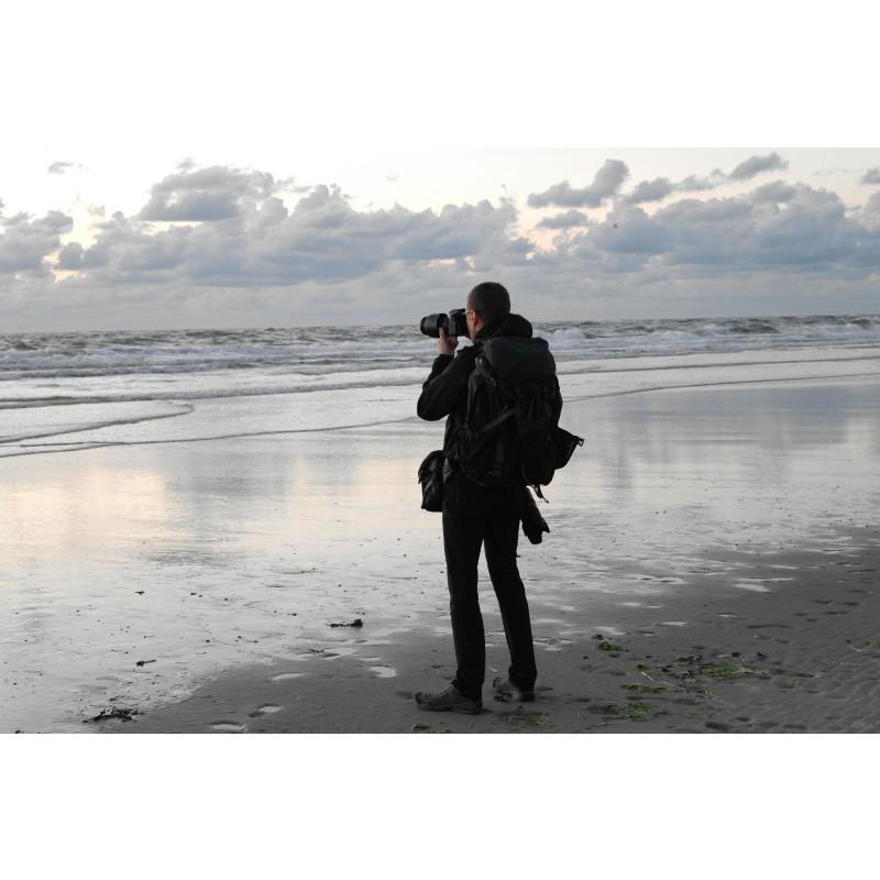 Tuotetta Mindshift - Professional Deluxe 37,5 - Kamerareppu koskeva kuva 1 käyttäjältä Franz